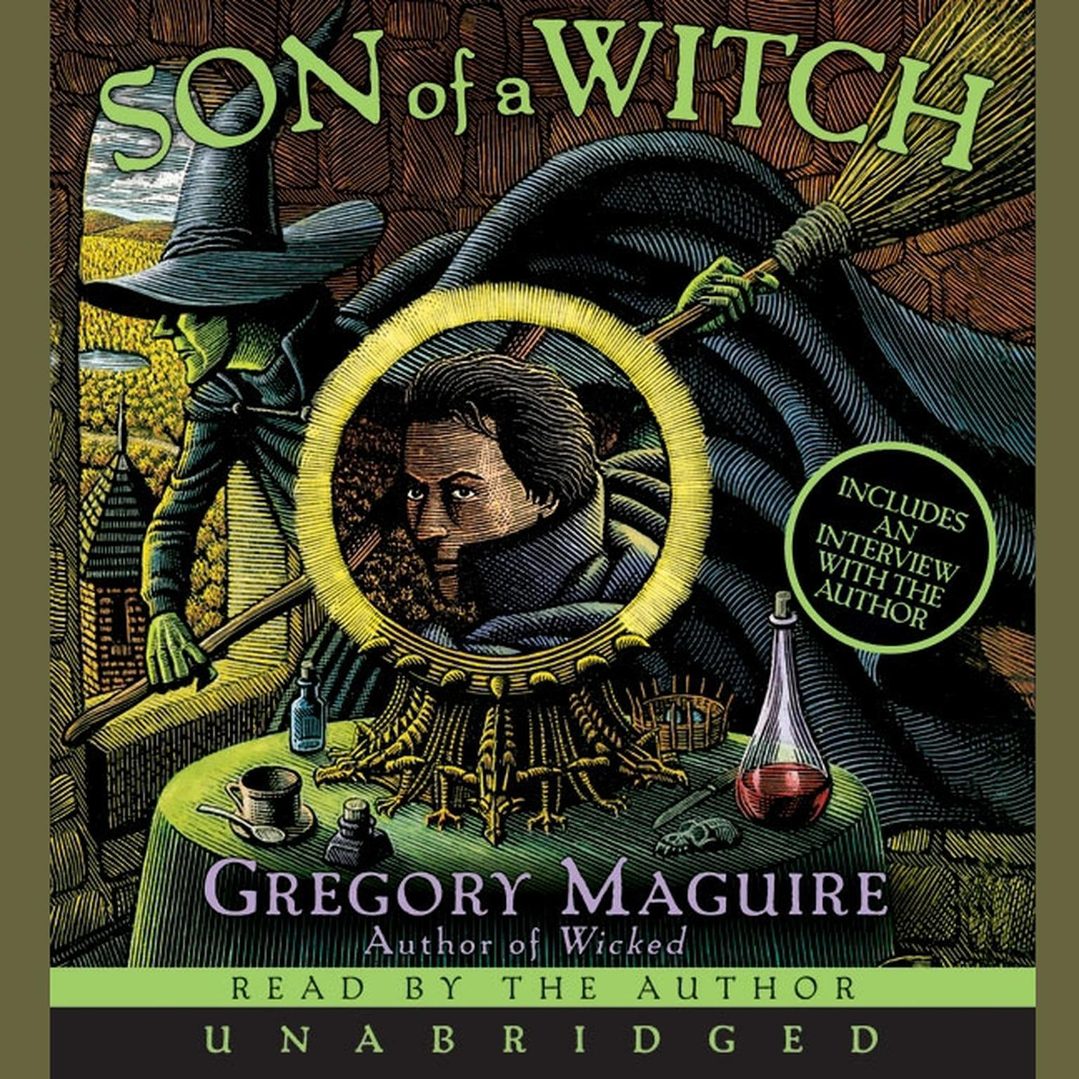 Printable Son of a Witch: A Novel Audiobook Cover Art