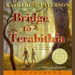 Bridge to Terabithia Audiobook, by Katherine Paterson