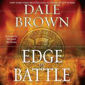 Edge of Battle: A Novel Audiobook, by Dale Brown