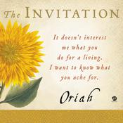 The Invitation Audiobook, by Oriah
