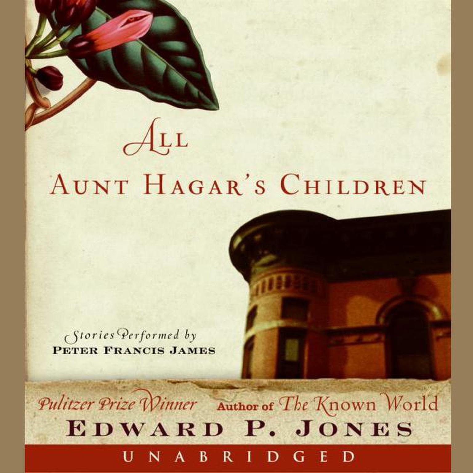 Printable All Aunt Hagar's Children: Stories Audiobook Cover Art