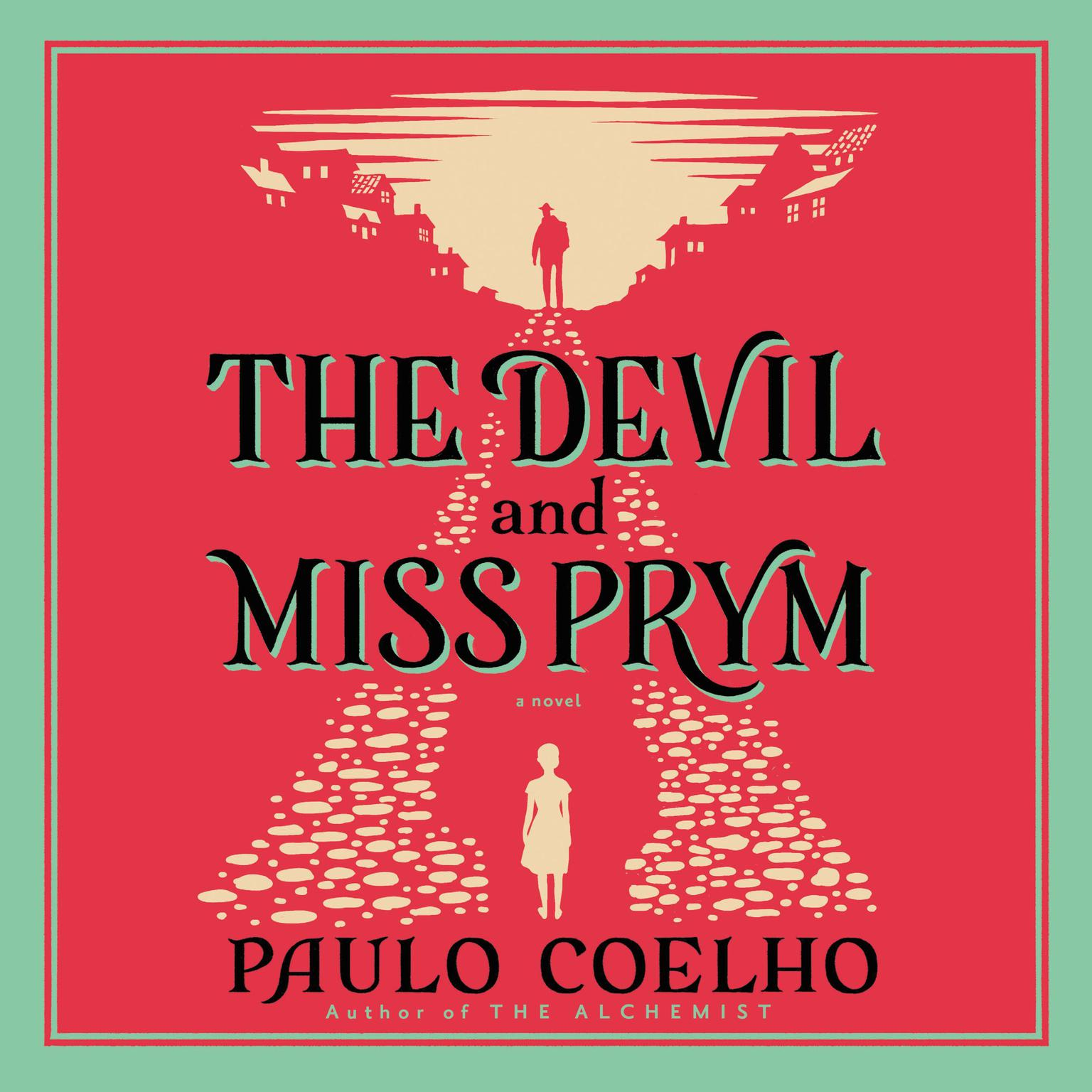 Printable The Devil and Miss Prym: A Novel of Temptation Audiobook Cover Art