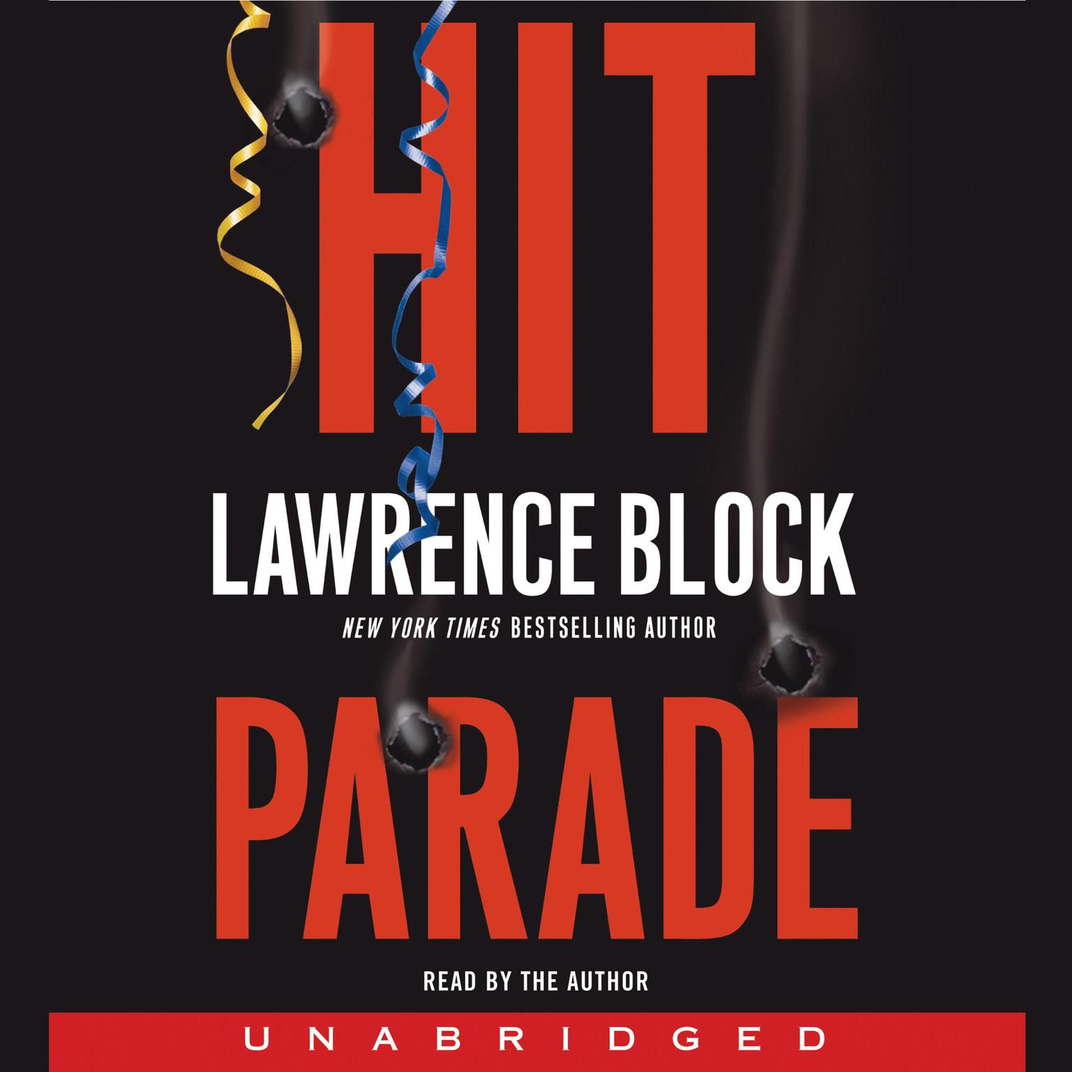 Printable Hit Parade Audiobook Cover Art