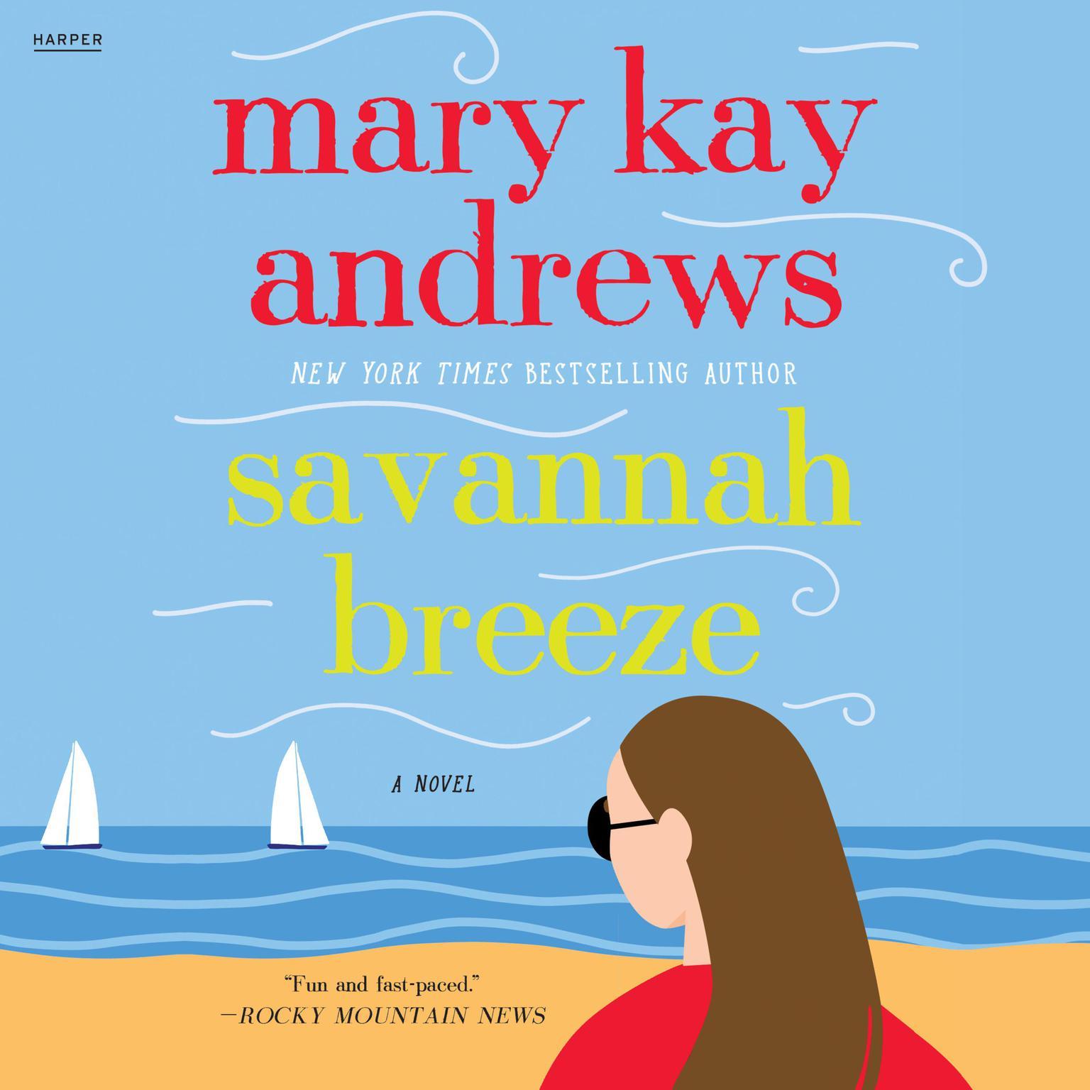 Printable Savannah Breeze Audiobook Cover Art