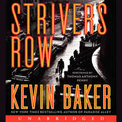 Strivers Row: A Novel Audiobook, by Kevin Baker