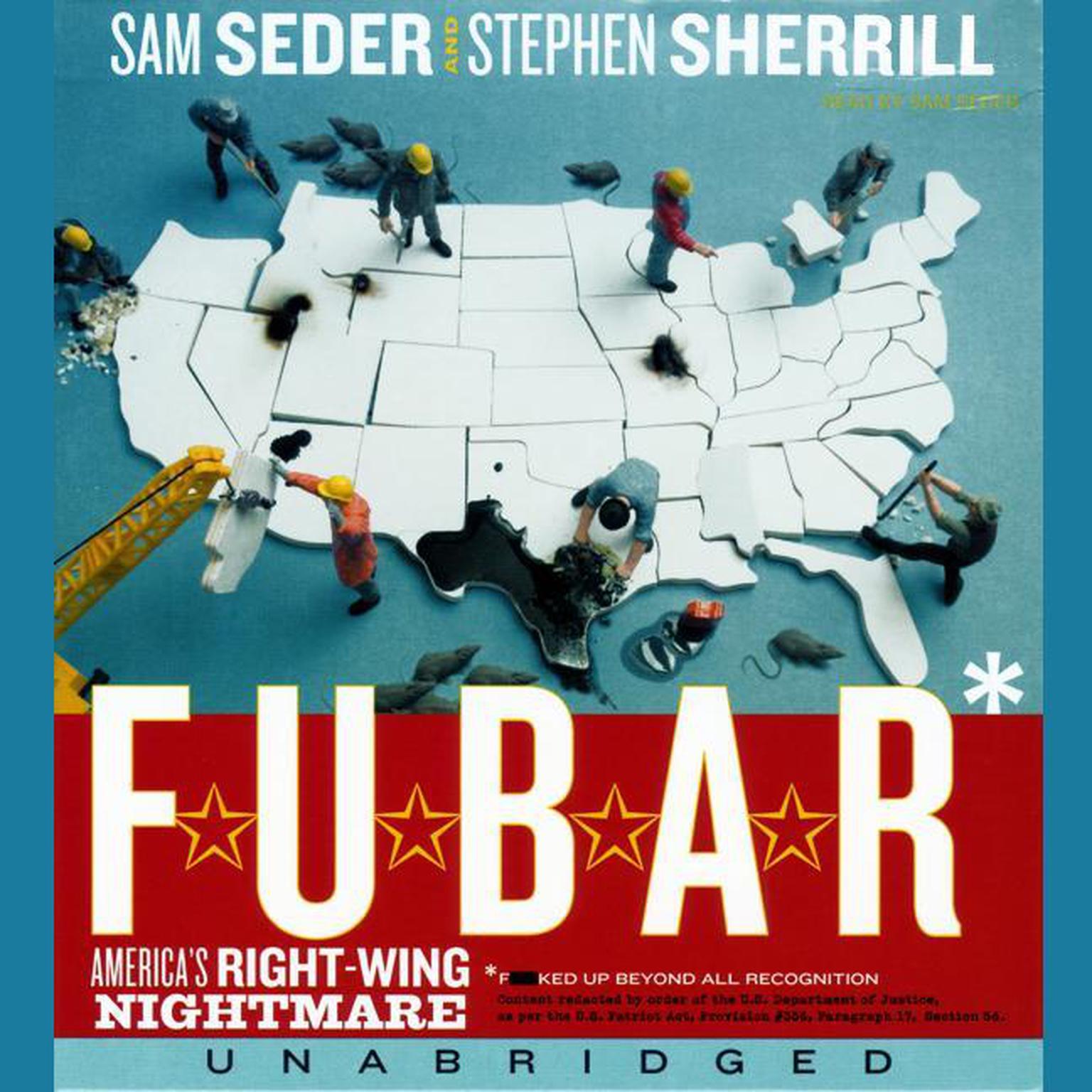 Printable F.U.B.A.R. Audiobook Cover Art