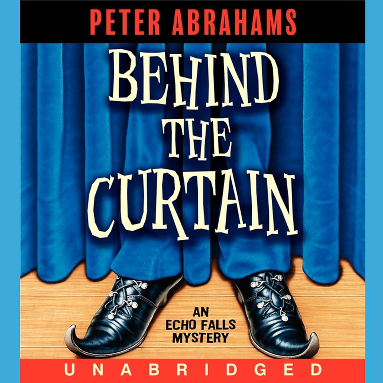 Printable Behind the Curtain: An Empire Falls Mystery Audiobook Cover Art