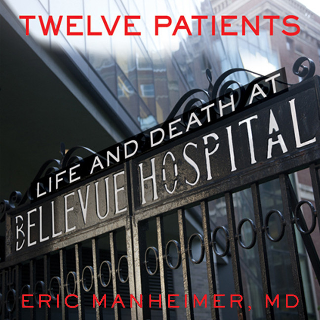 Printable Twelve Patients: Life and Death at Bellevue Hospital (The Inspiration for the NBC Drama New Amsterdam) Audiobook Cover Art