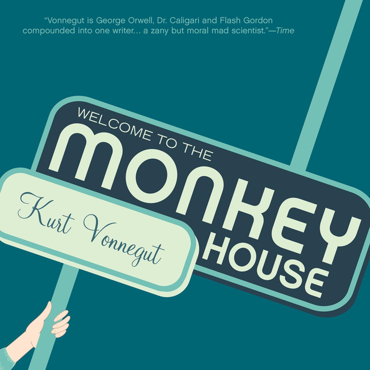Printable Welcome to the Monkey House Audiobook Cover Art
