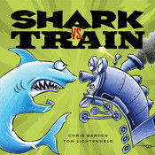 Shark vs. Train, by Chris Barton