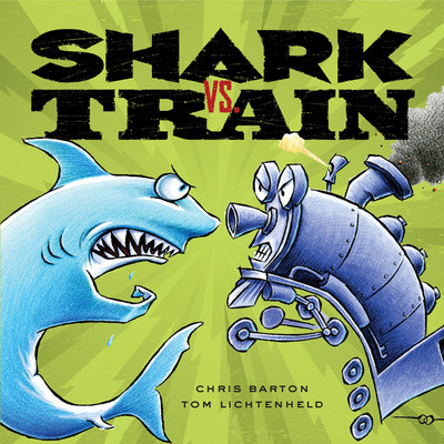 Shark vs. Train Audiobook, by Chris Barton