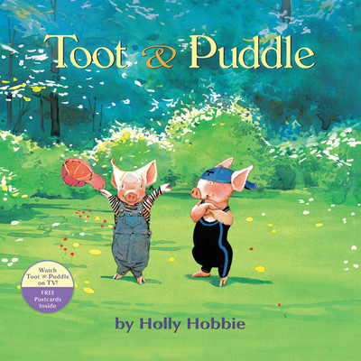 Toot & Puddle Audiobook, by Holly Hobbie
