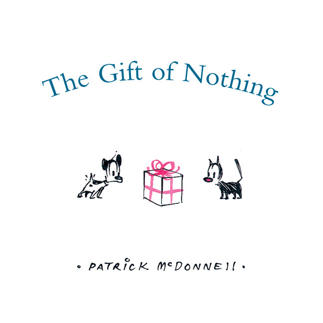 Printable The Gift of Nothing Audiobook Cover Art