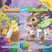 Hop: Chicks versus Bunnies Audiobook, by Kirsten Mayer