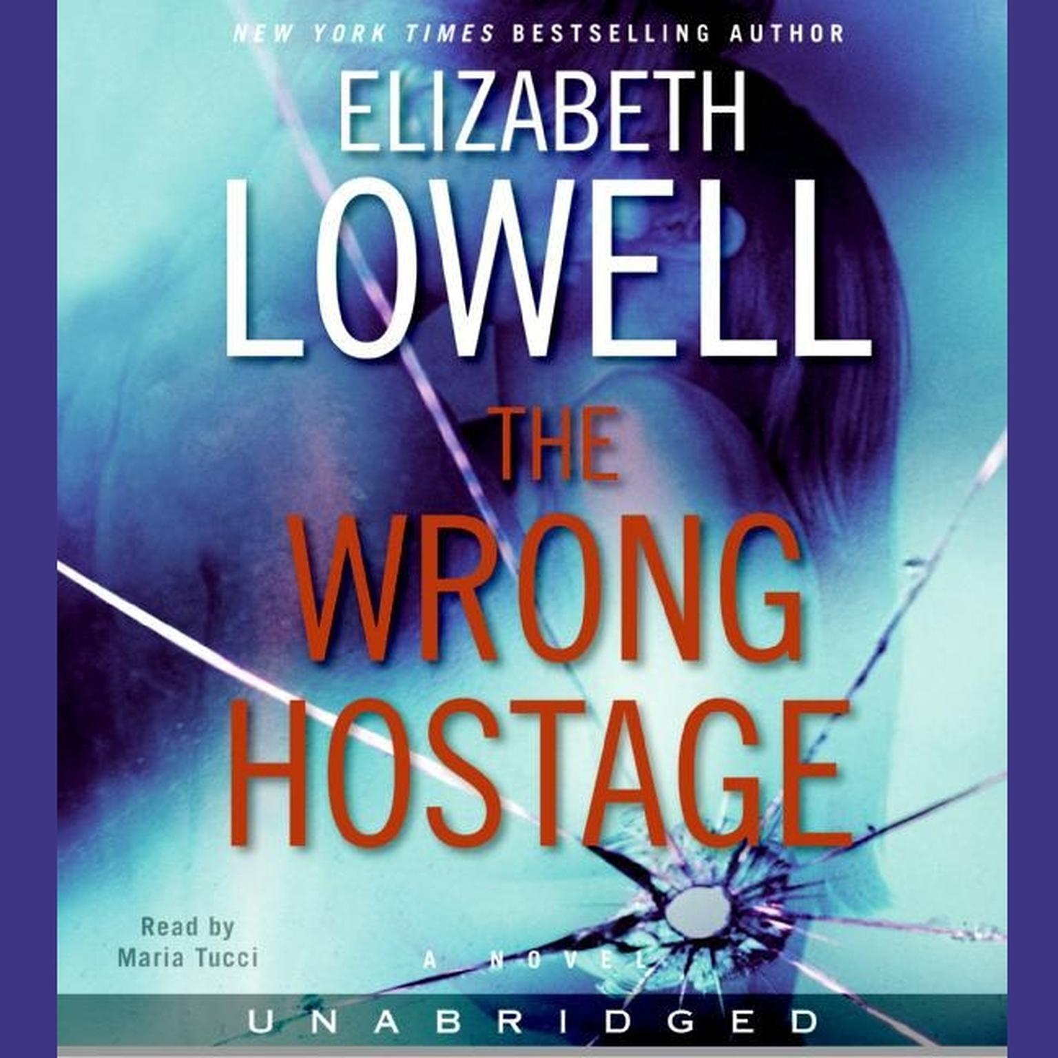 Printable The Wrong Hostage Audiobook Cover Art