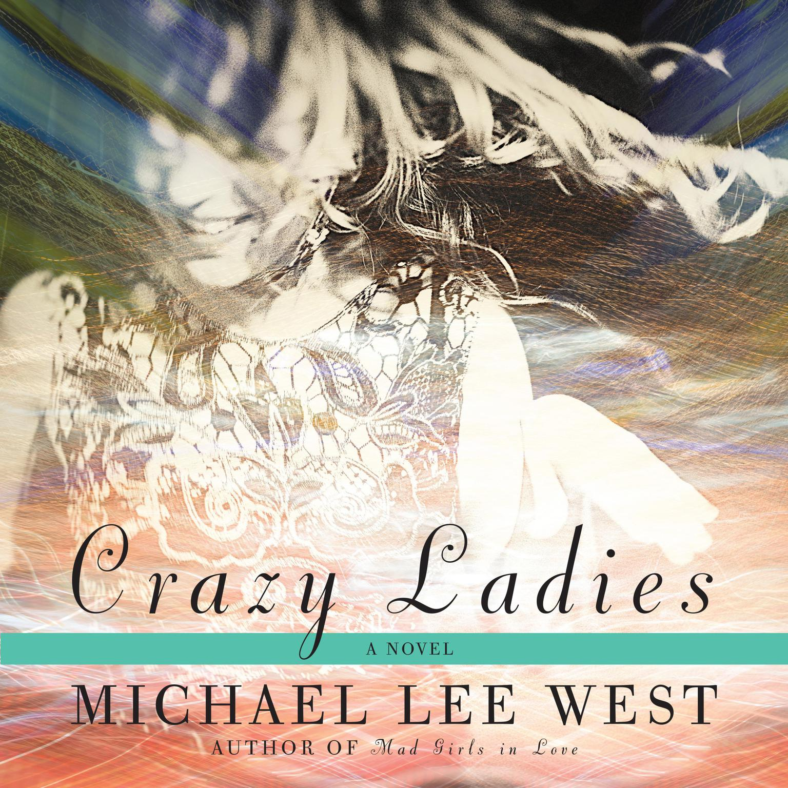 Printable Crazy Ladies: A Novel Audiobook Cover Art