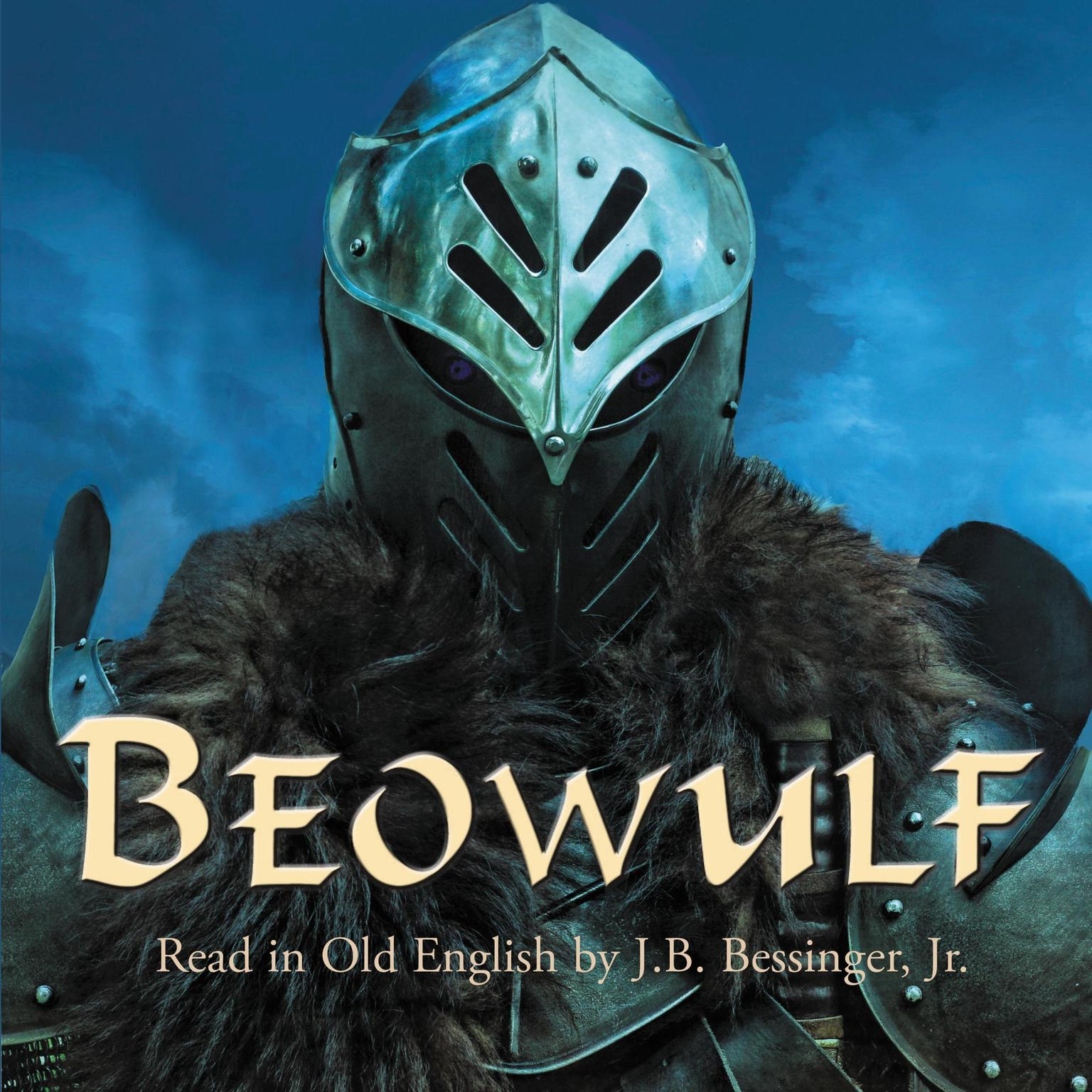 Printable Beowulf Audiobook Cover Art