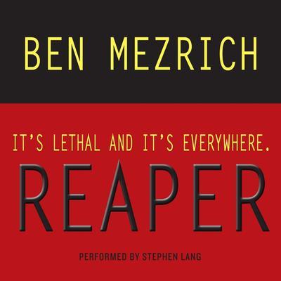 Reaper Audiobook, by Ben Mezrich