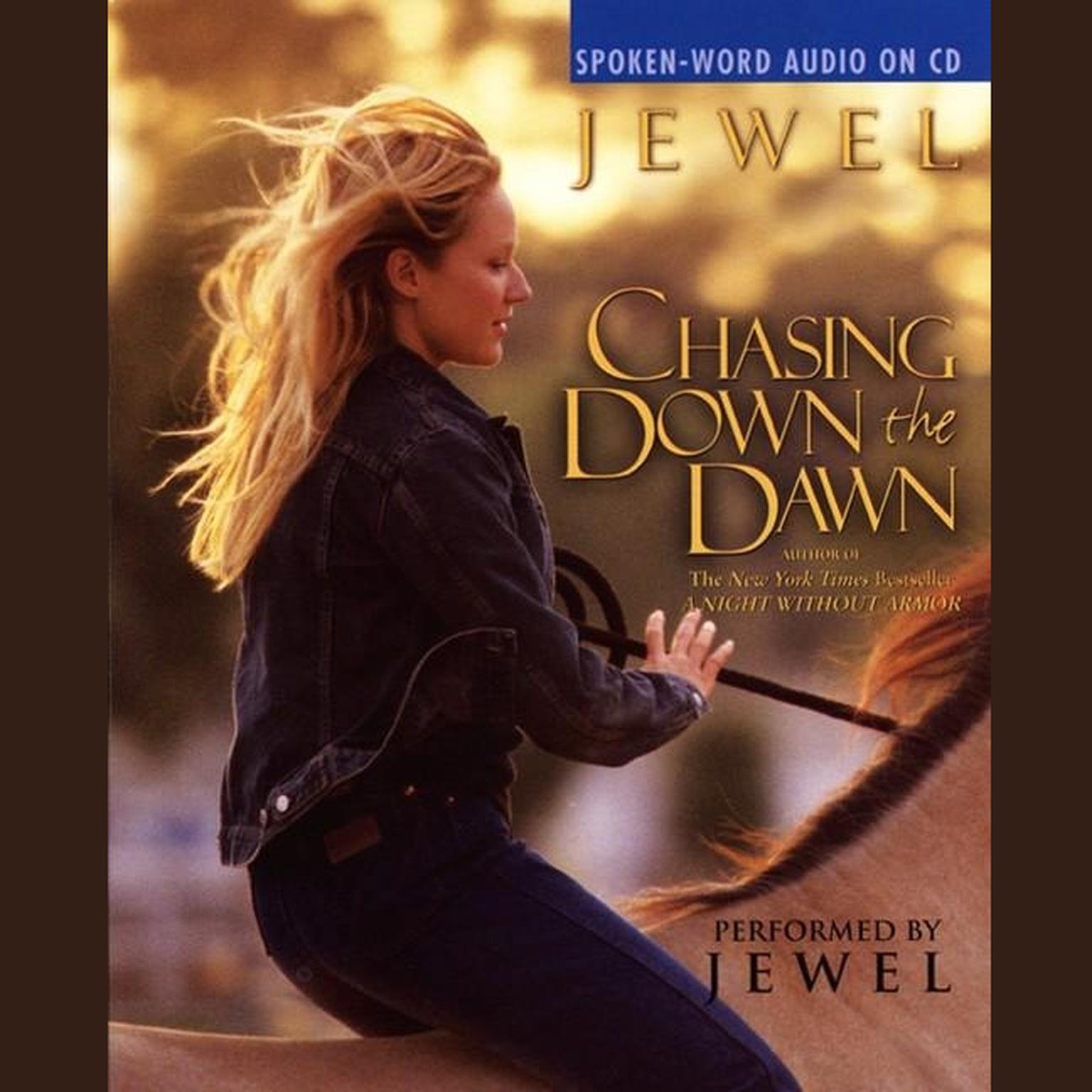 Printable Chasing Down the Dawn Audiobook Cover Art