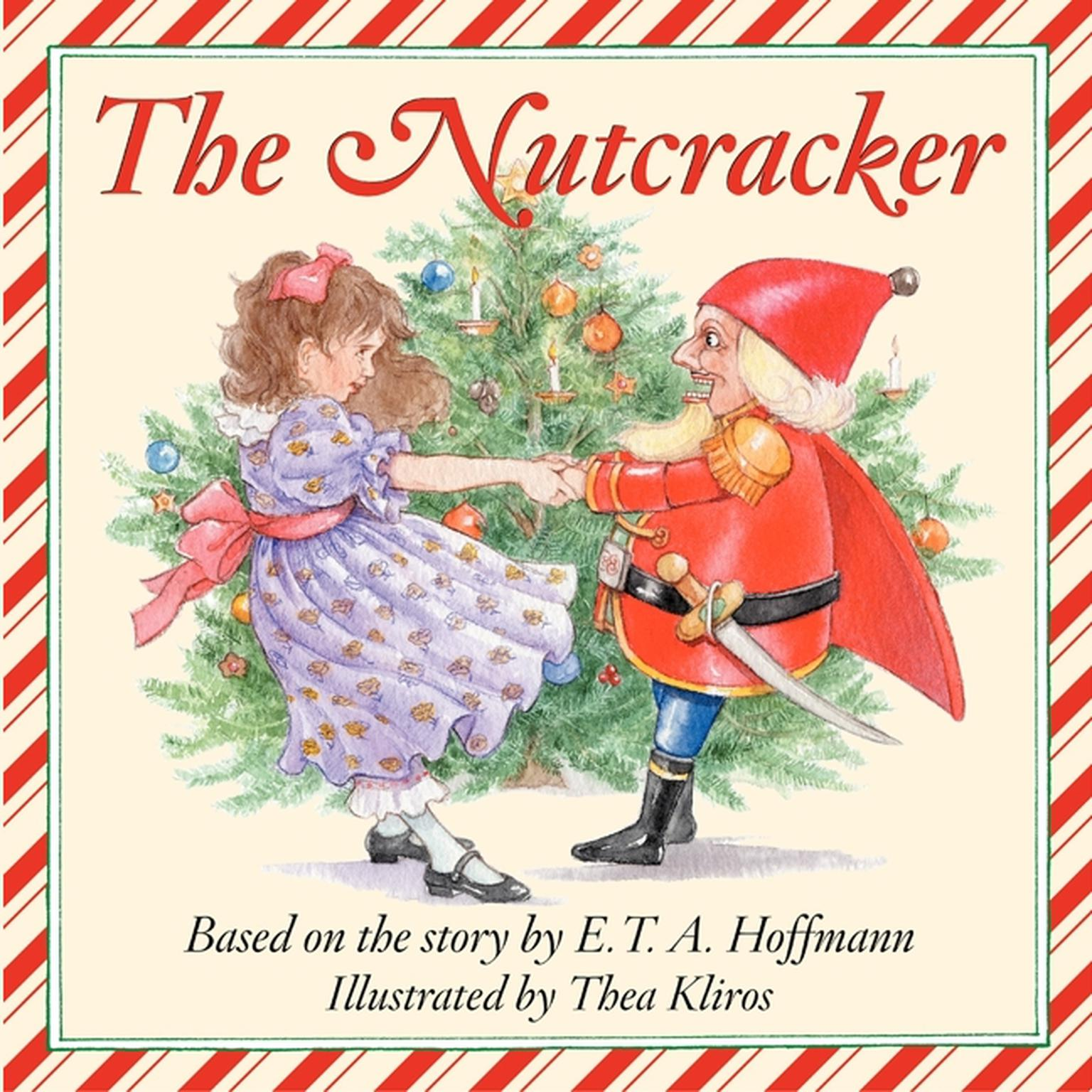 Printable The Story of the Nutcracker Audio Audiobook Cover Art