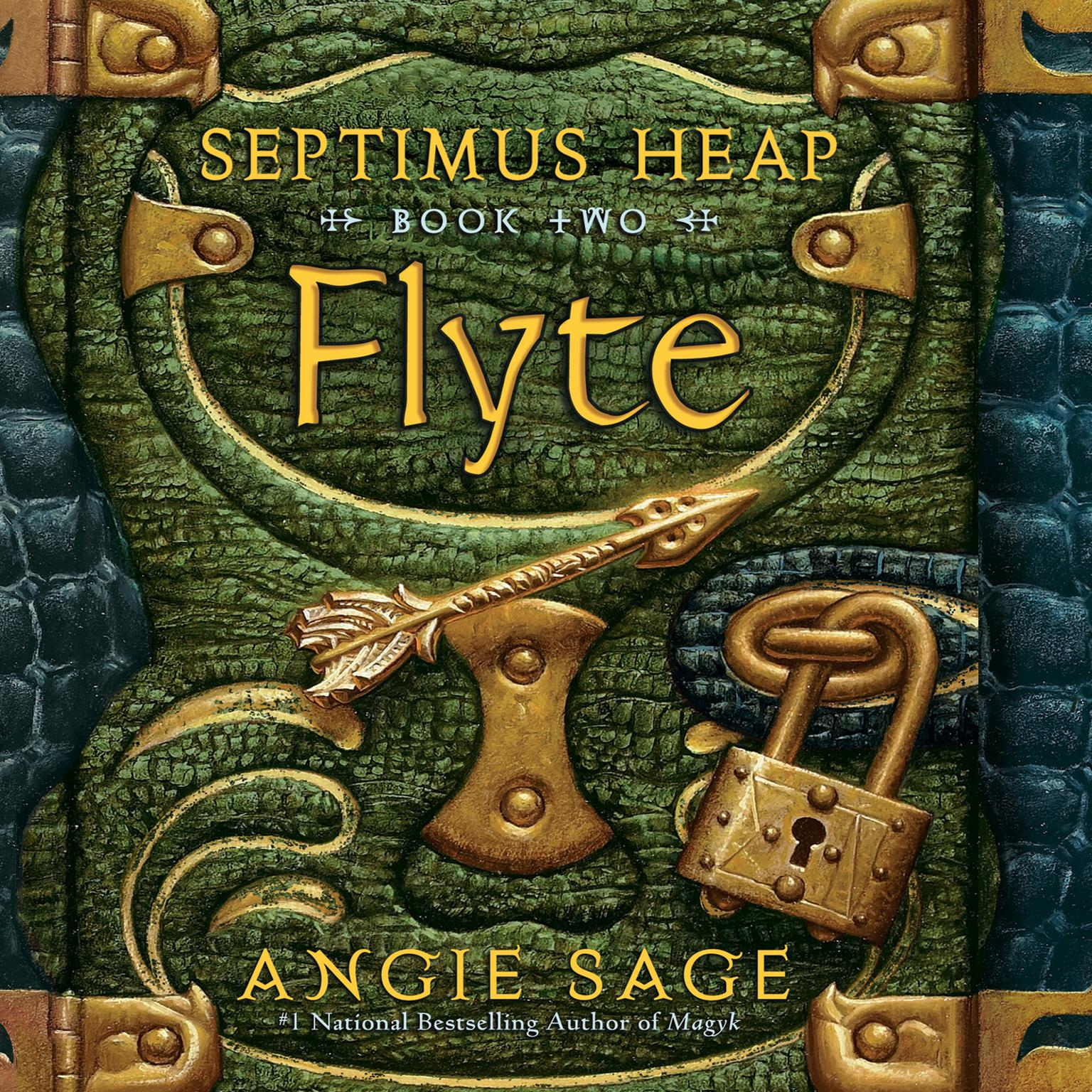 Printable Flyte Audiobook Cover Art