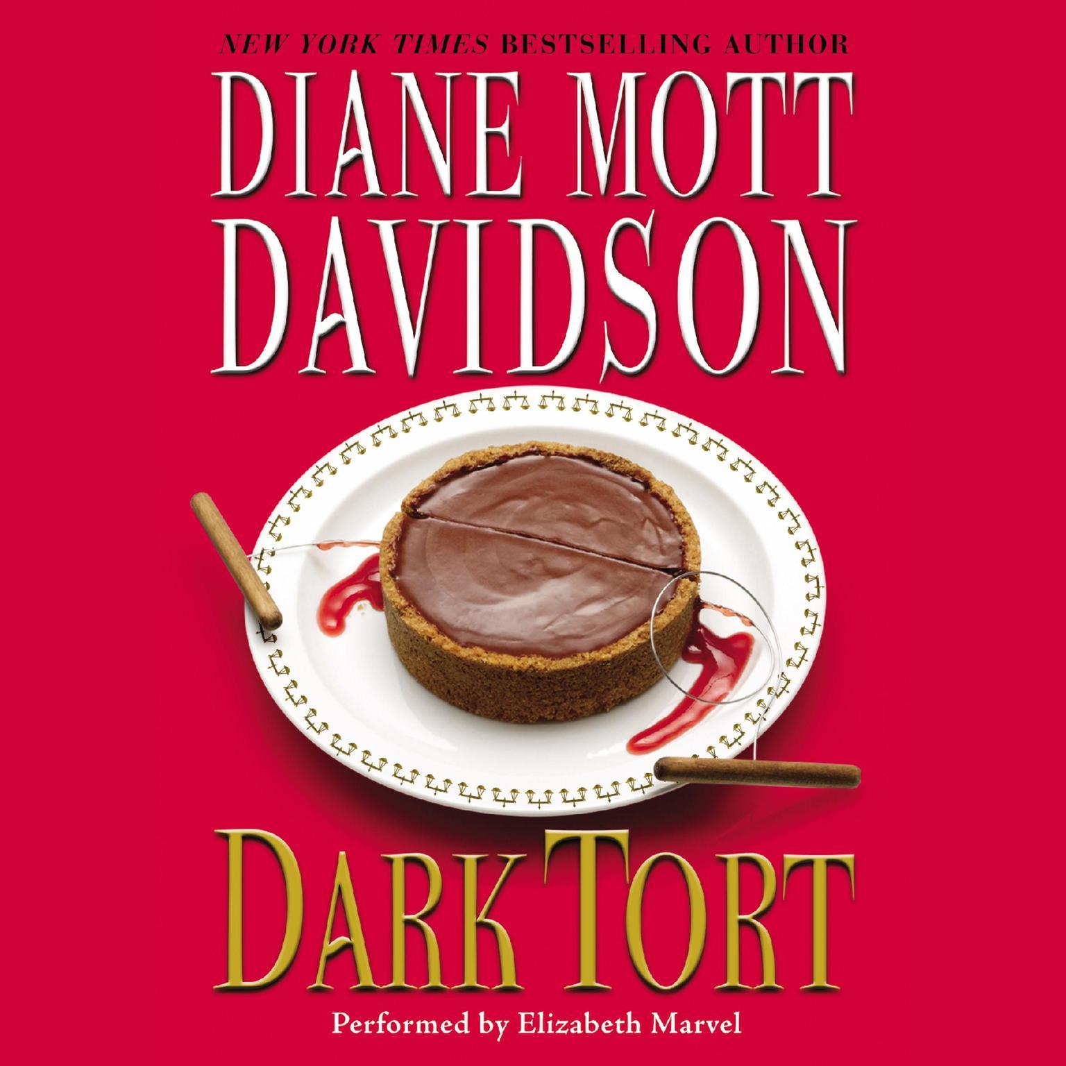 Printable Dark Tort: A Novel of Suspense Audiobook Cover Art