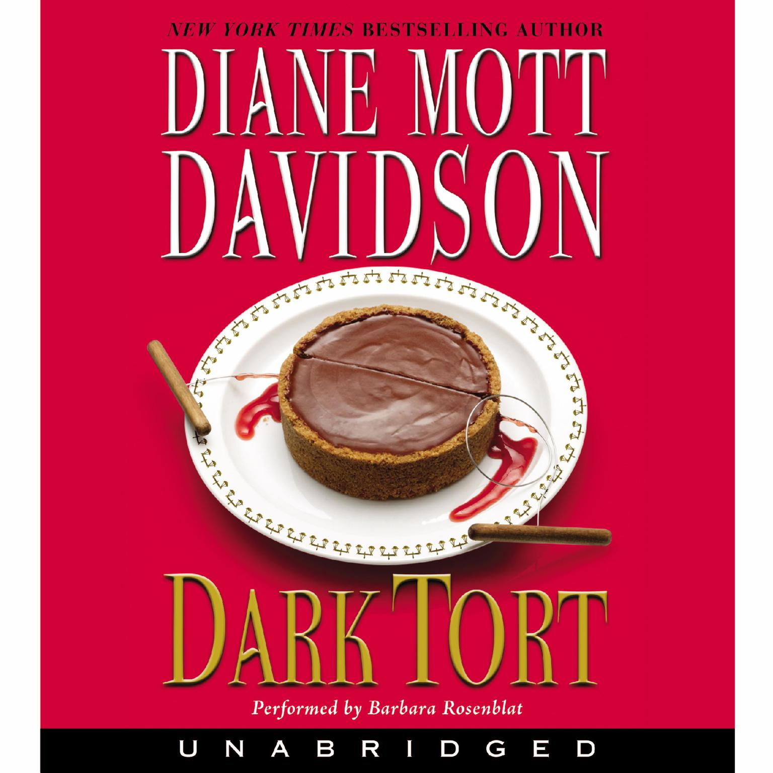 Printable Dark Tort Audiobook Cover Art