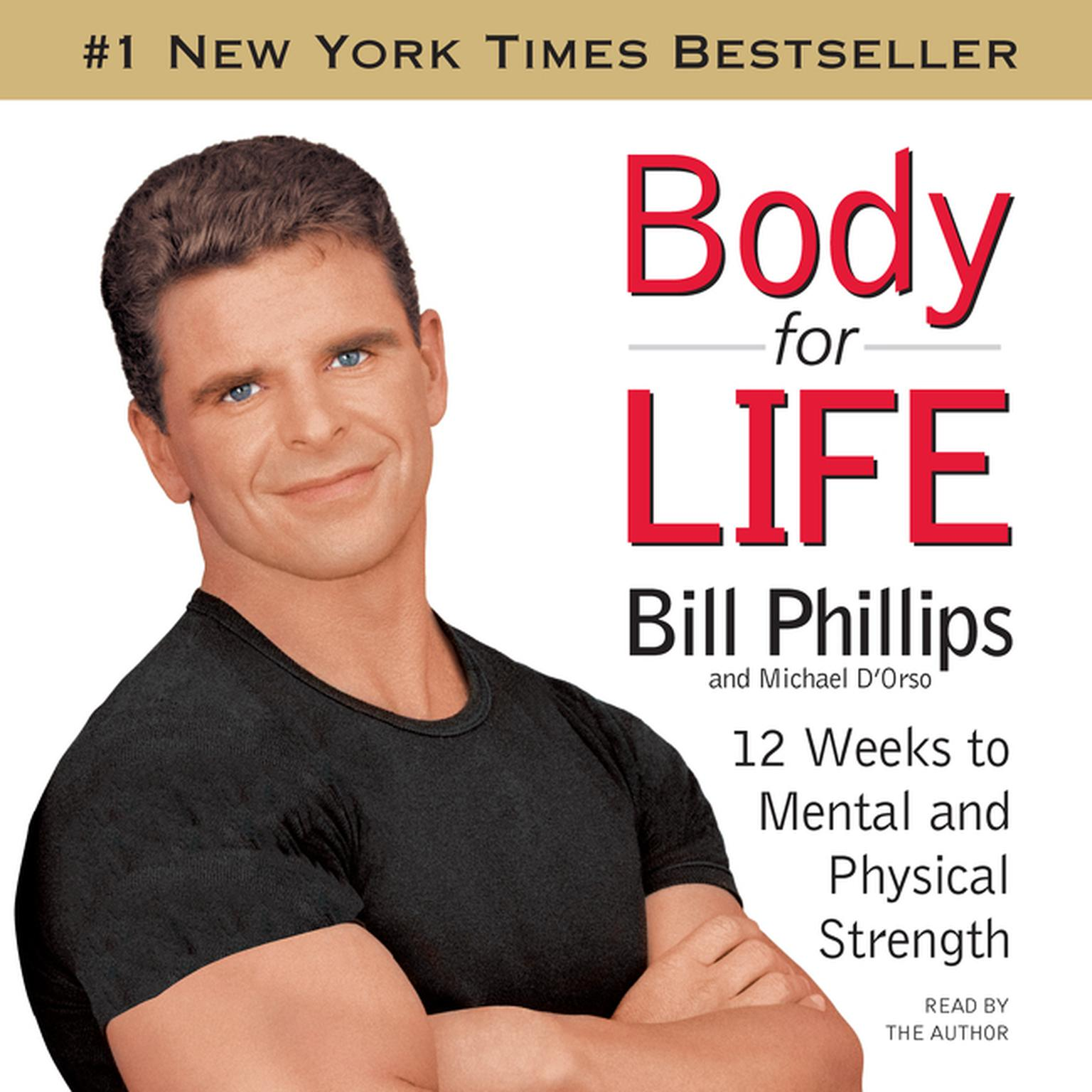 Printable Body for Life Audiobook Cover Art