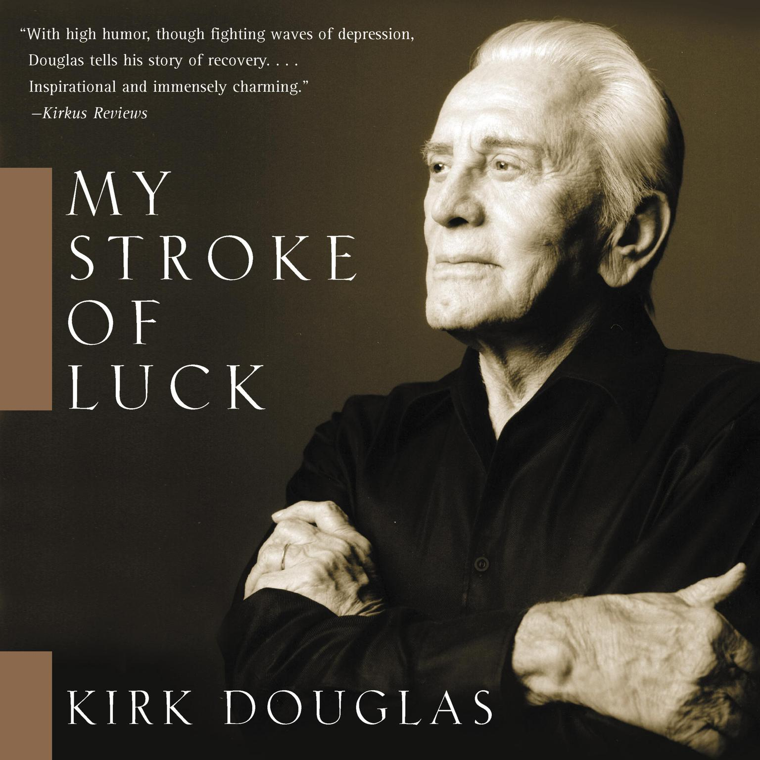 Printable My Stroke of Luck Audiobook Cover Art