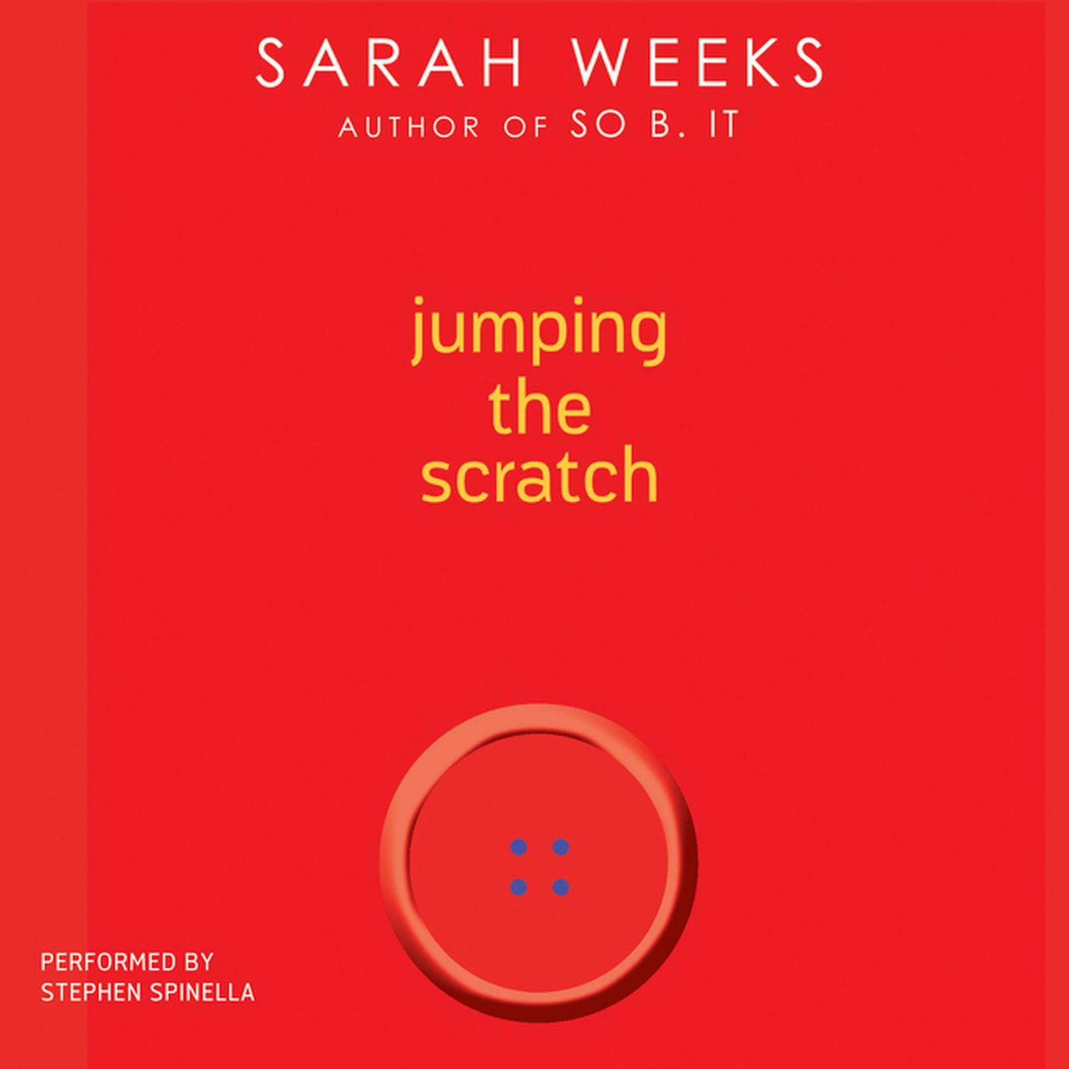 Printable Jumping the Scratch Audiobook Cover Art