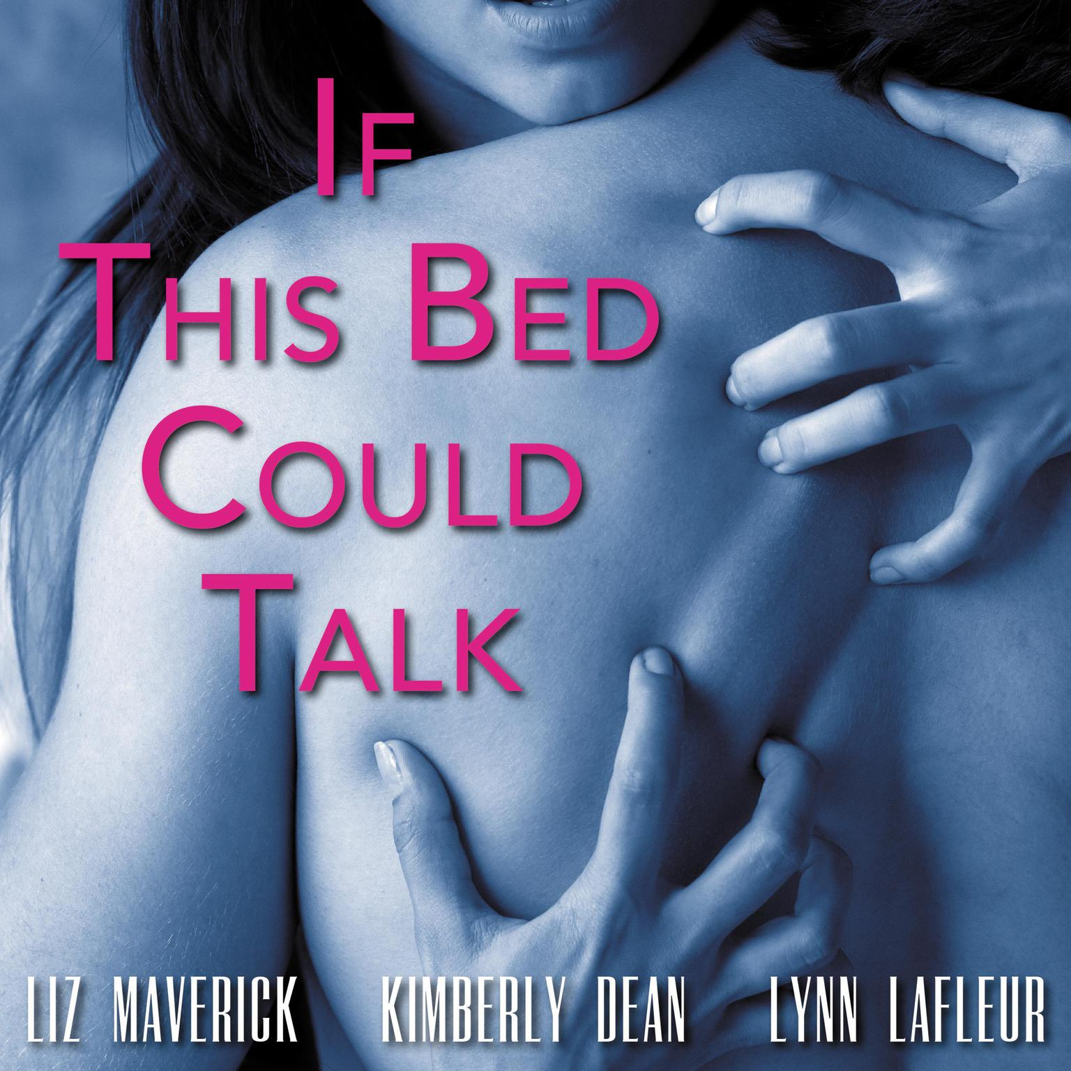 Printable If This Bed Could Talk Audiobook Cover Art