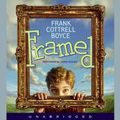 Framed Audiobook, by Frank Cottrell Boyce