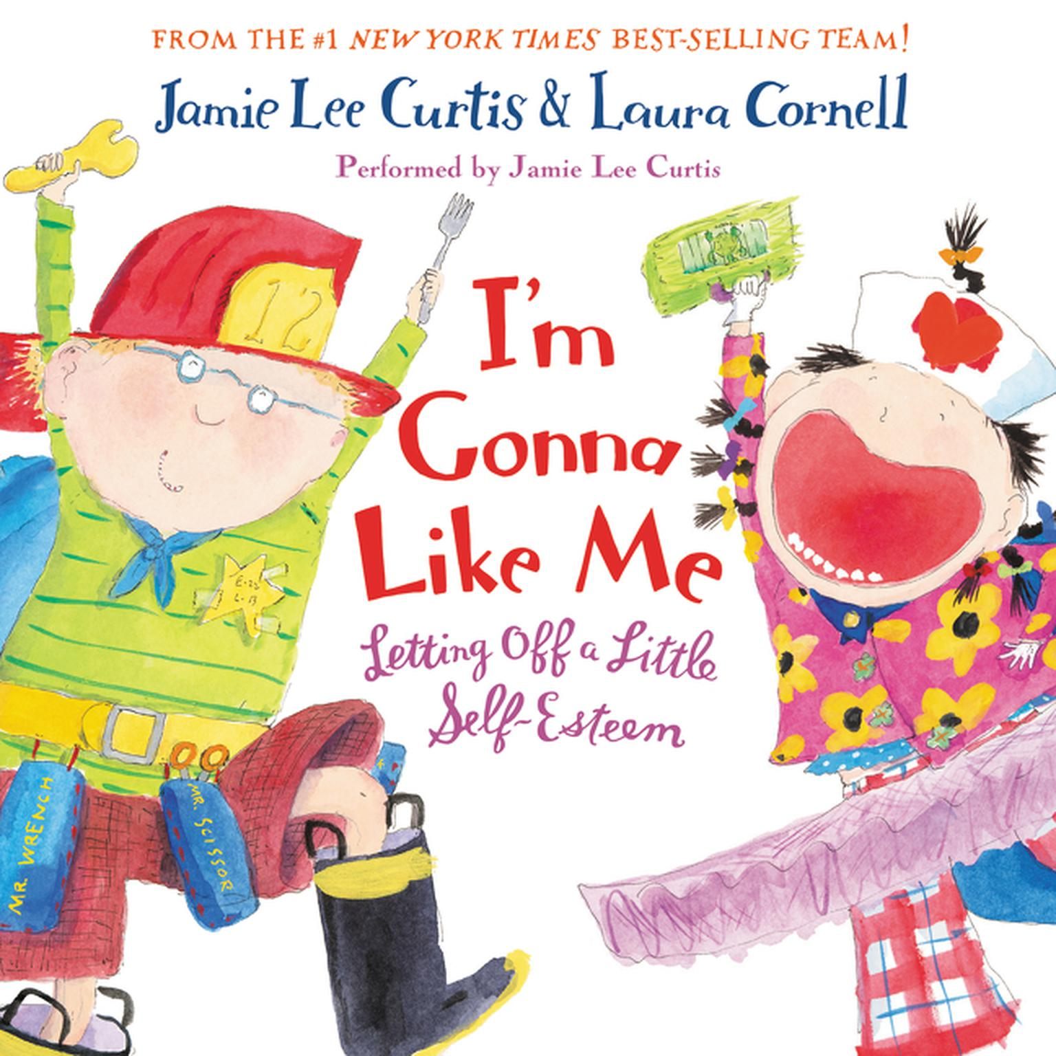 Printable I'm Gonna Like Me: Letting off a Little Self-Esteem Audiobook Cover Art