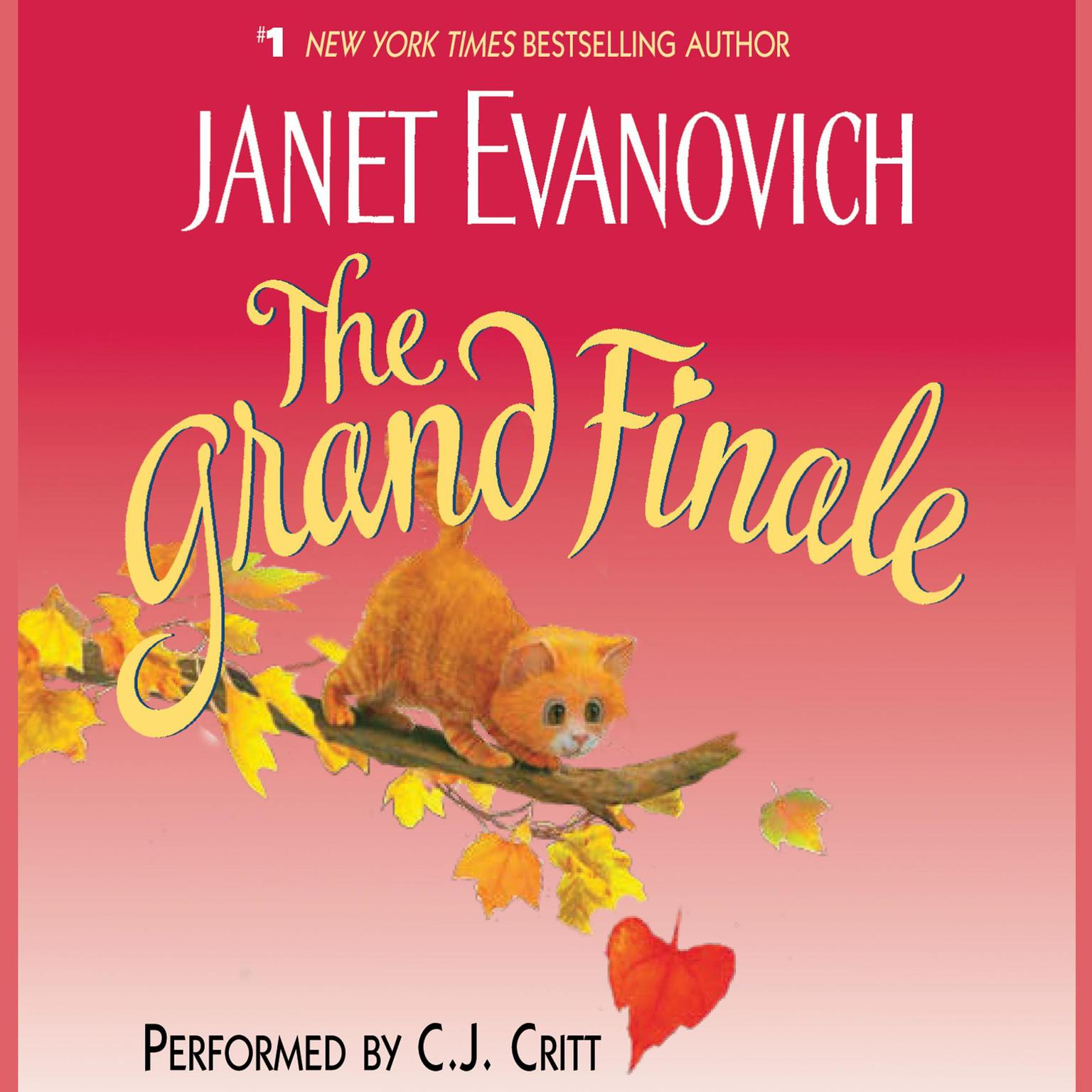 Printable The Grand Finale Audiobook Cover Art