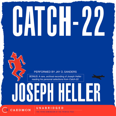 Printable Catch-22 Audiobook Cover Art