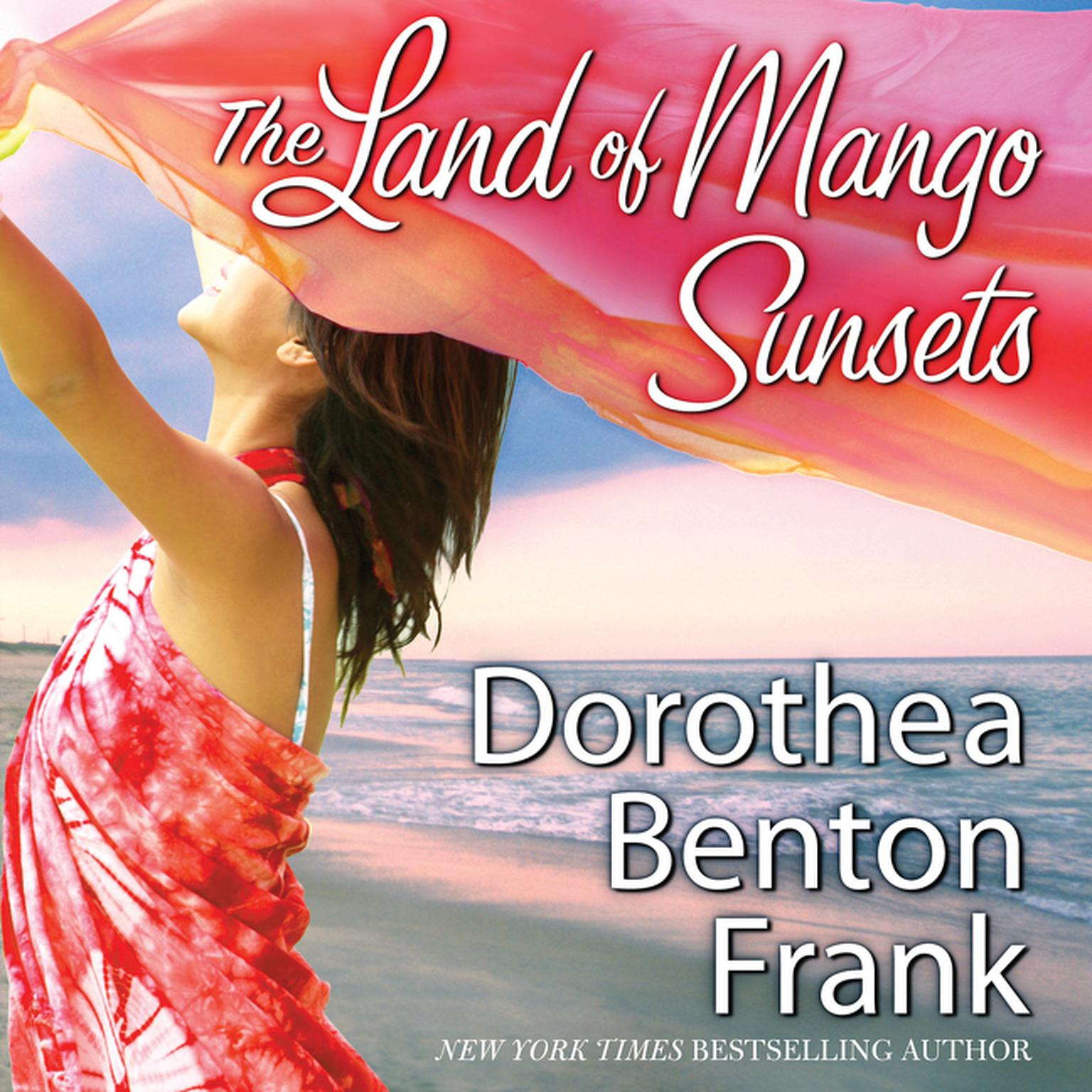 Printable The Land of Mango Sunsets Audiobook Cover Art