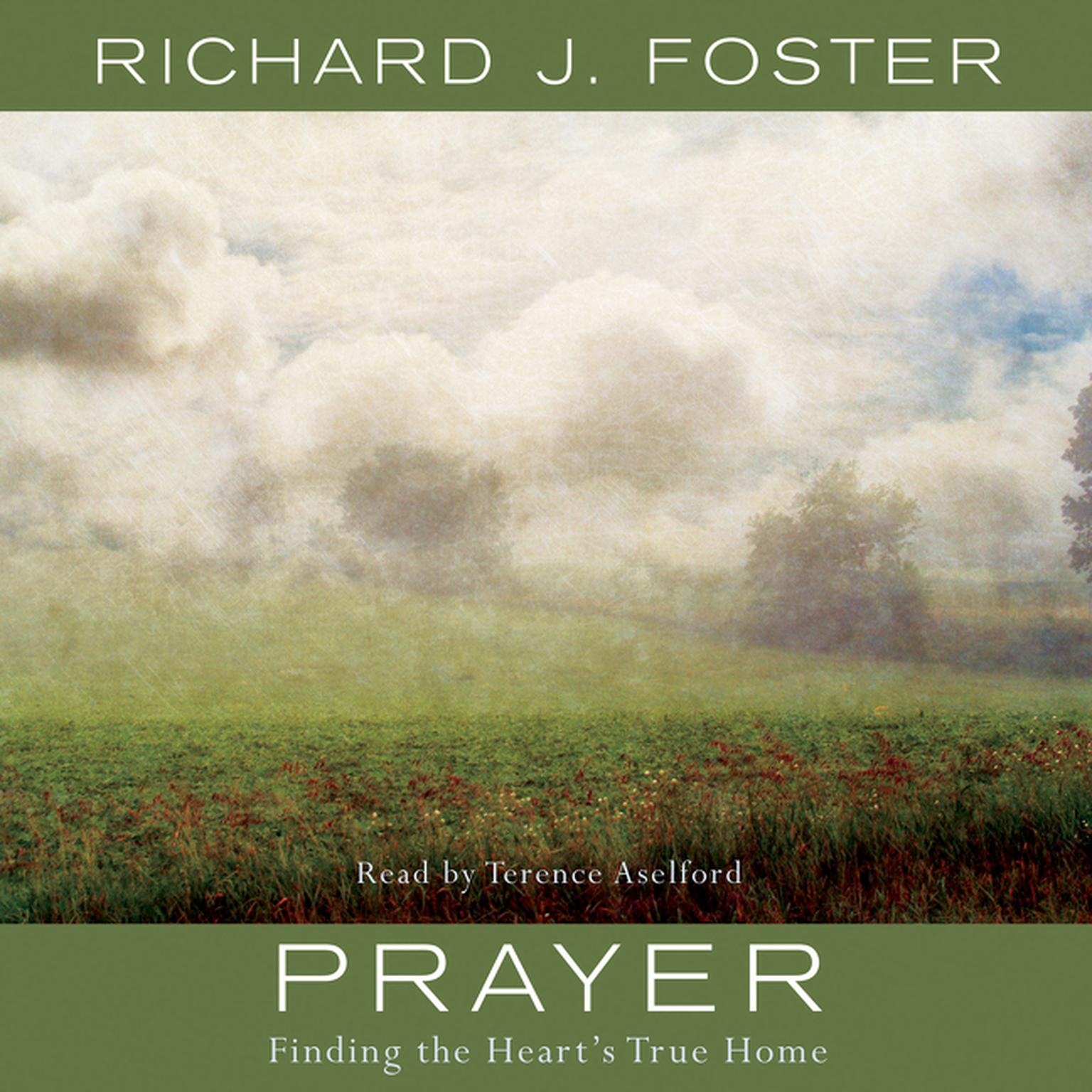 Printable Prayer: Finding the Heart's True Home Audiobook Cover Art