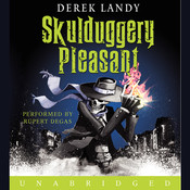 Skulduggery Pleasant, by Derek Landy