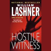 HOSTILE WITNESS Audiobook, by William Lashner