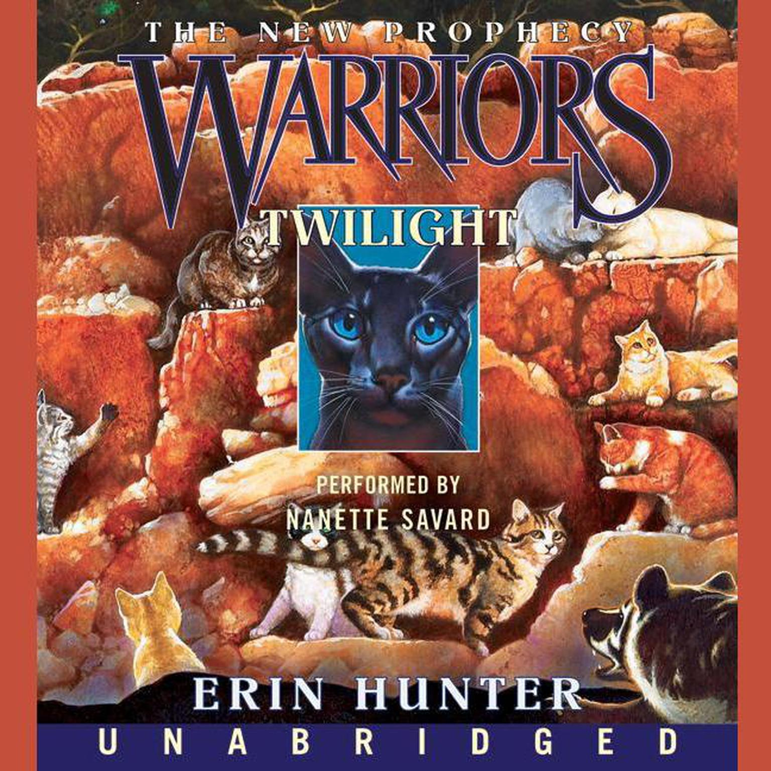 Warriors The New Prophecy Book 5: Audiobook By Erin Hunter