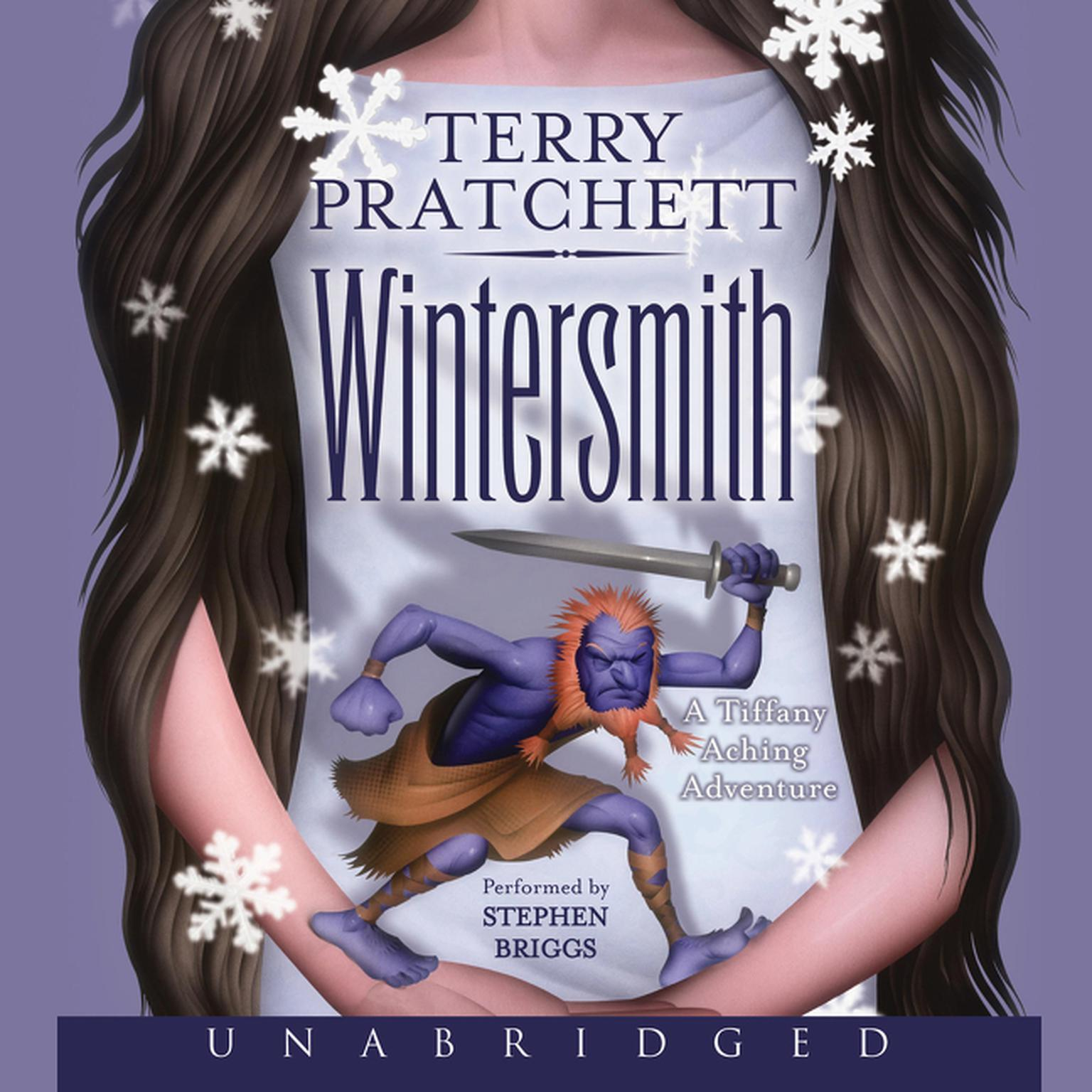 Printable Wintersmith Audiobook Cover Art