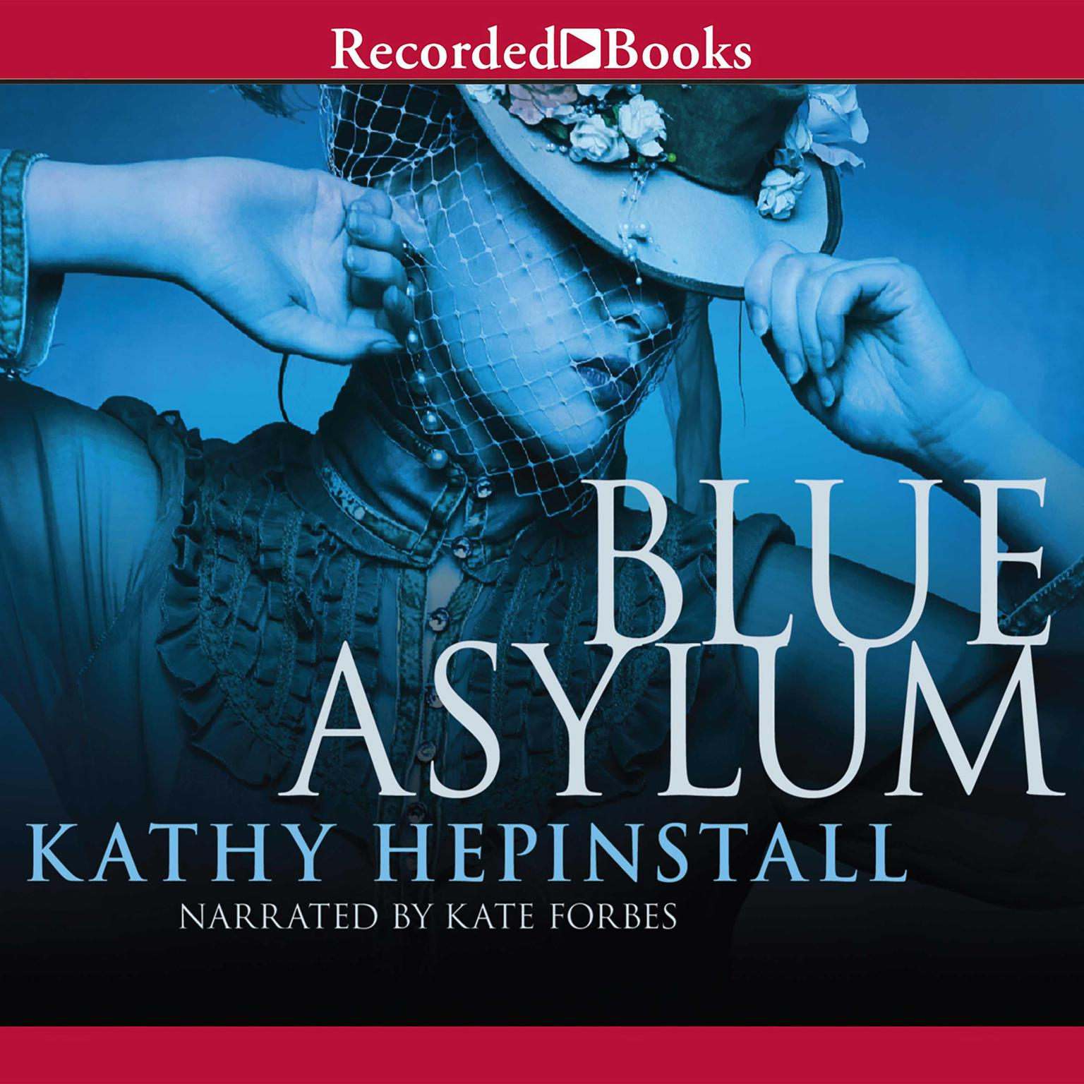 Printable Blue Asylum Audiobook Cover Art