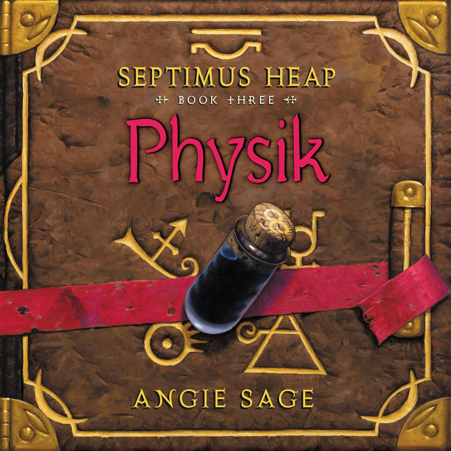 Printable Physik Audiobook Cover Art