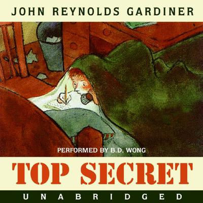 Top Secret Audiobook, by John Reynolds Gardiner