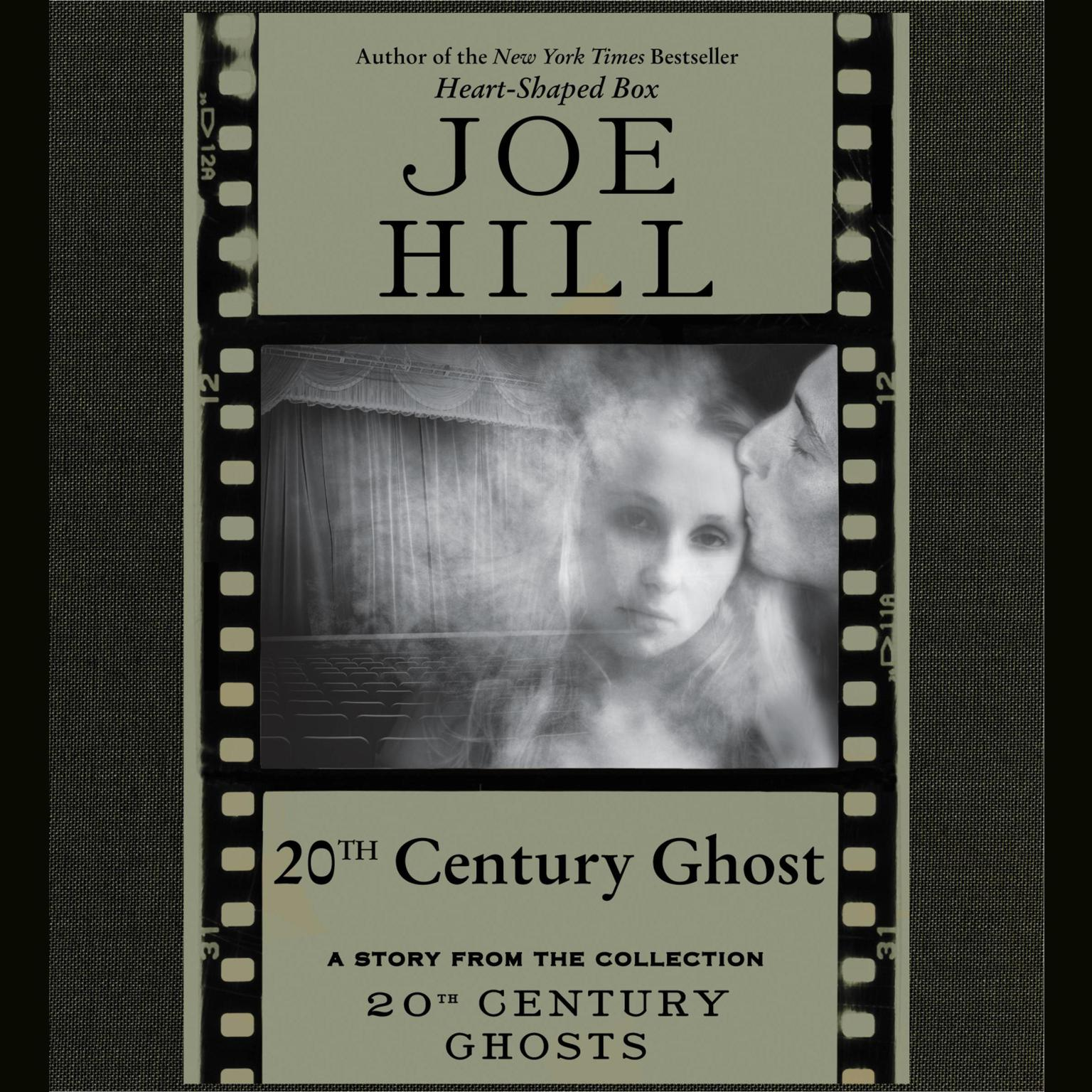 Printable 20th Century Ghost: A Story from the Collection 20th Century Ghosts Audiobook Cover Art
