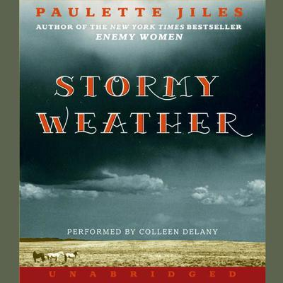 Stormy Weather Audiobook, by Paulette Jiles