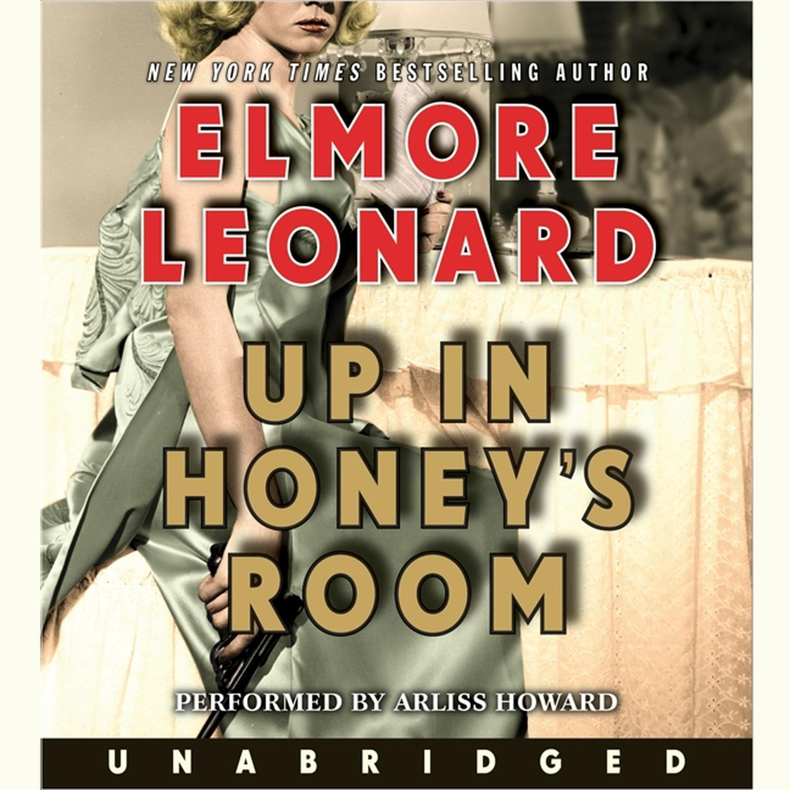 Printable Up in Honey's Room Audiobook Cover Art