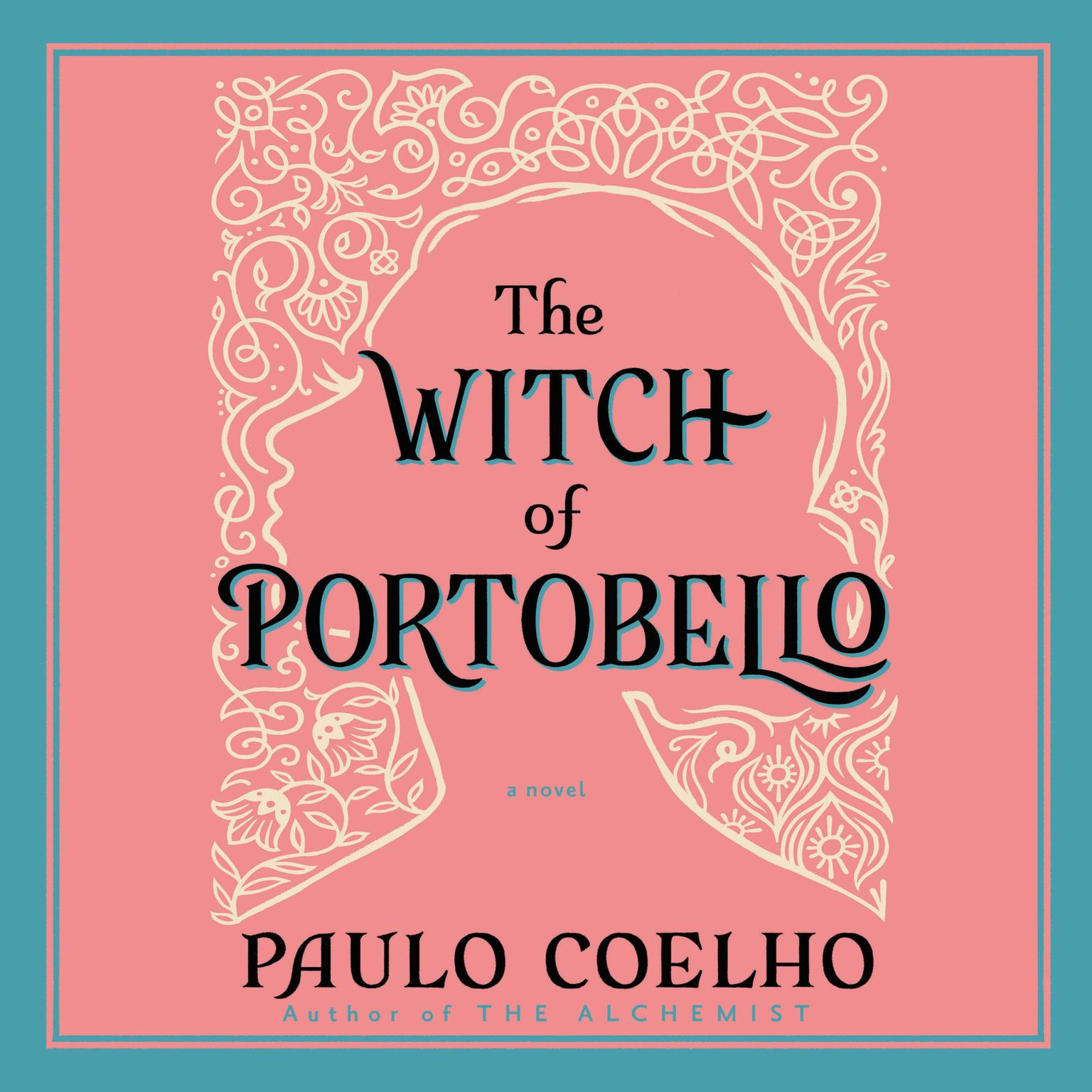 Printable The Witch of Portobello Audiobook Cover Art