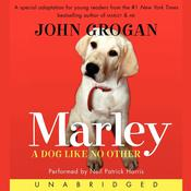 Marley: A Dog Like No Other Audiobook, by John Grogan