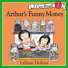 Arthurs Funny Money Audiobook, by Lillian Hoban